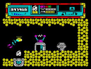 Starquake ZX Spectrum 20