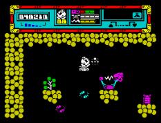 Starquake ZX Spectrum 21