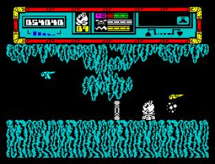 Starquake ZX Spectrum 23