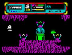 Starquake ZX Spectrum 32