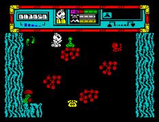 Starquake ZX Spectrum 33