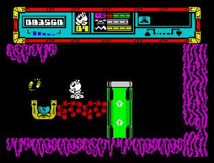 Starquake ZX Spectrum 34