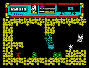 Starquake ZX Spectrum 42