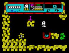 Starquake ZX Spectrum 43