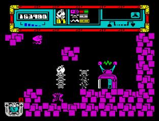 Starquake ZX Spectrum 45