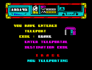 Starquake ZX Spectrum 53