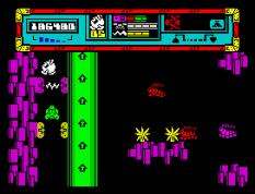 Starquake ZX Spectrum 55
