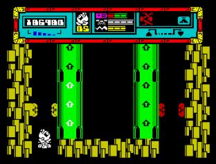 Starquake ZX Spectrum 56