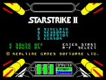 Starstrike 2 ZX Spectrum 02