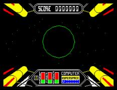 Starstrike 2 ZX Spectrum 10