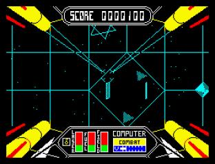 Starstrike 2 ZX Spectrum 12