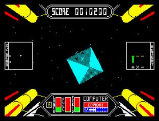 Starstrike 2 ZX Spectrum 20