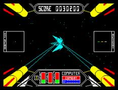Starstrike 2 ZX Spectrum 21