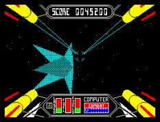 Starstrike 2 ZX Spectrum 22