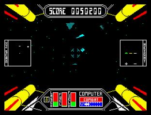Starstrike 2 ZX Spectrum 23