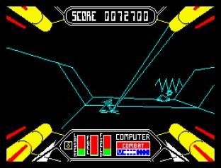 Starstrike 2 ZX Spectrum 31