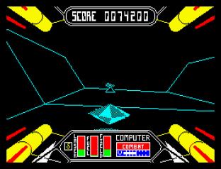 Starstrike 2 ZX Spectrum 34