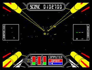 Starstrike 2 ZX Spectrum 42