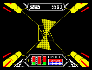 Starstrike 2 ZX Spectrum 56