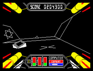 Starstrike 2 ZX Spectrum 75