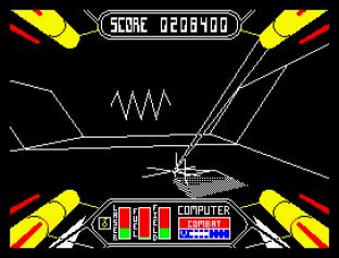 Starstrike 2 ZX Spectrum 78