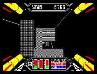 Starstrike 2 ZX Spectrum 86