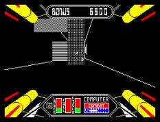 Starstrike 2 ZX Spectrum 87
