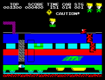 Stop The Express ZX Spectrum 04