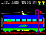 Stop The Express ZX Spectrum 05