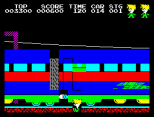 Stop The Express ZX Spectrum 07