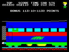 Stop The Express ZX Spectrum 11