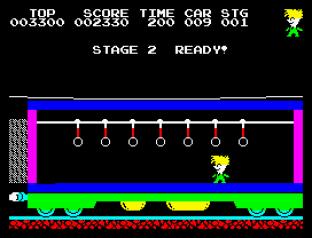 Stop The Express ZX Spectrum 12