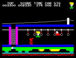 Stop The Express ZX Spectrum 15