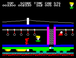 Stop The Express ZX Spectrum 16