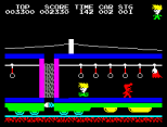 Stop The Express ZX Spectrum 17