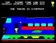 Stop The Express ZX Spectrum 21