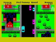 Trashman ZX Spectrum 10