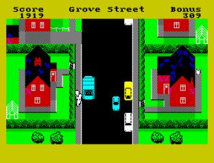 Trashman ZX Spectrum 12