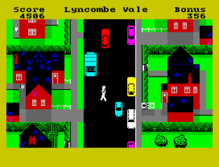Trashman ZX Spectrum 20