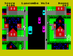 Trashman ZX Spectrum 22