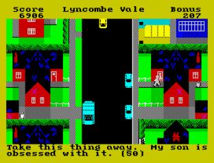 Trashman ZX Spectrum 23