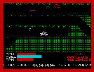 Wheelie ZX Spectrum 20