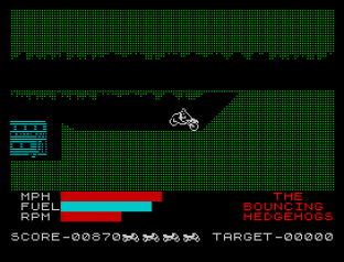 Wheelie ZX Spectrum 31
