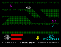 Wheelie ZX Spectrum 44