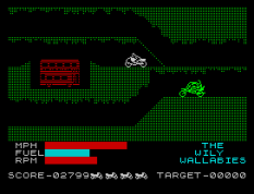 Wheelie ZX Spectrum 54