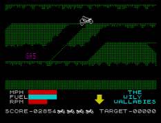 Wheelie ZX Spectrum 55