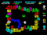 Wizard's Lair ZX Spectrum 07