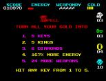 Wizard's Lair ZX Spectrum 08