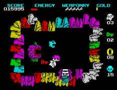 Wizard's Lair ZX Spectrum 11