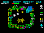 Wizard's Lair ZX Spectrum 13